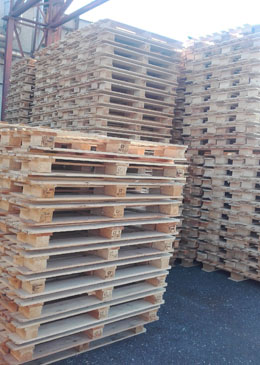 used CP 1 pallets