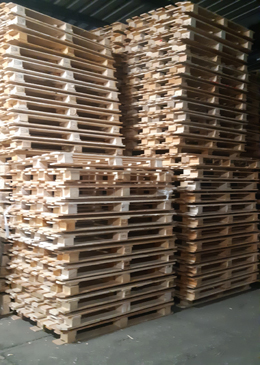 used CP 2 pallets