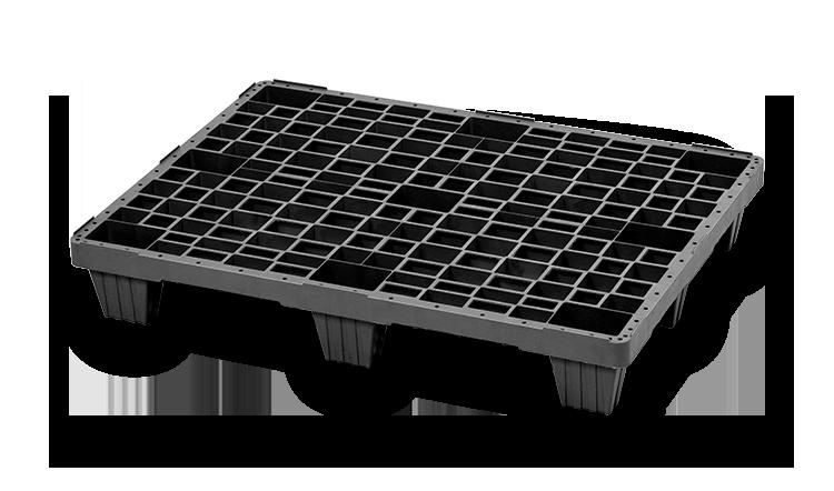 plastové boxy, plastove palety Nest H3.1