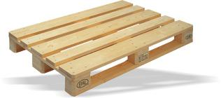 Europallets 1200 x 800 mm - New